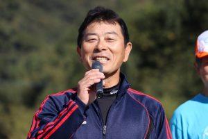 開会宣言は北川漁協監事の井本氏にしていただきました。
