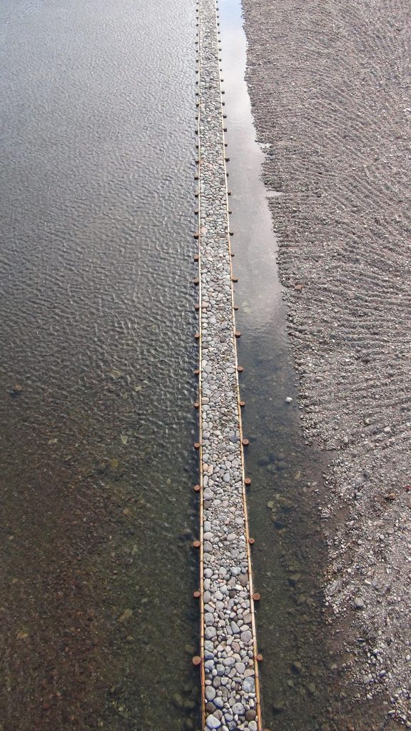 的野大橋から撮影