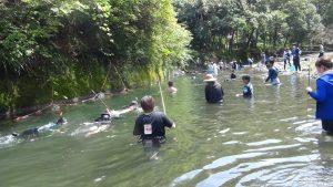女性用の池
